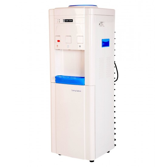 Blue Star BWD3FMRGA - Hot, Normal and Cold Water Dispenser with Refrigerator